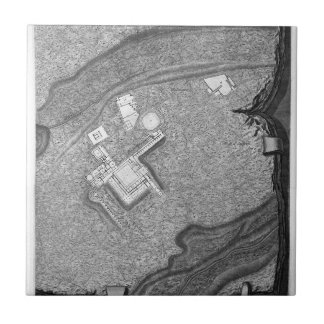 Plan of the existing factories in the Villa Adrian Ceramic Tile