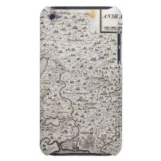 Plan of the Fort of New Madrid Barely There iPod Covers