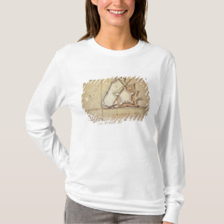 Plan of the New Fort at Pittsburgh T-Shirt