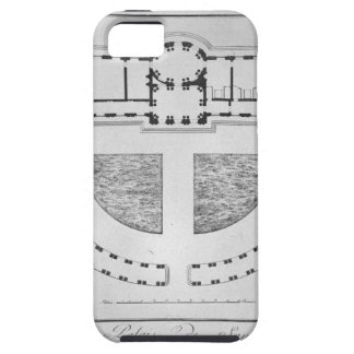 Plan of the Palace of Sans-Souci by Giovanni iPhone SE/5/5s Case