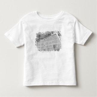 Plan of the Royal Garden Toddler T-shirt
