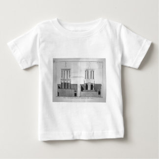 Plan of the tomb of Mamia and outbuildings Baby T-Shirt