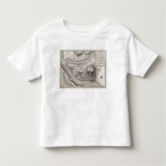 Plan of the Town of Pittsburg Toddler T-shirt