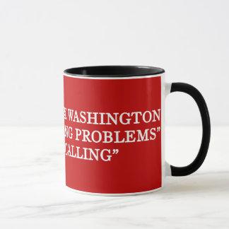 Plan para fijar Washington Taza