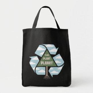 Plan-Plant-Planet Tote Bag