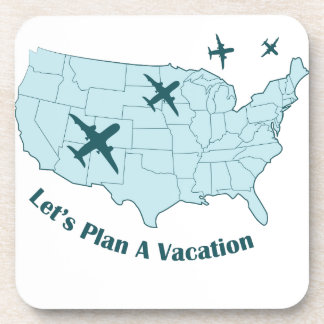 Plan Vacation Coasters