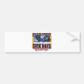 Plan-Your-Days-Wisely-[Conv Bumper Sticker
