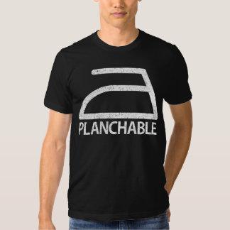 Planchable Playeras