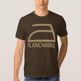 Planchable Polera