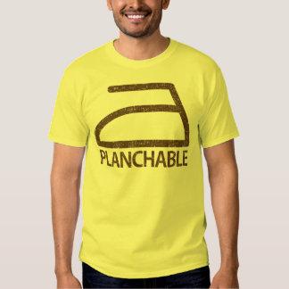 Planchable Remeras
