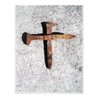 Planche la cruz del clavo - clavos del arte crucif cojinete