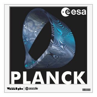 Planck Observatory Wall Decal