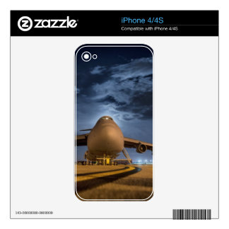 Plane Aircraft Jet Skins For The iPhone 4S