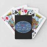 PLANE CRAZY DECK OF CARDS