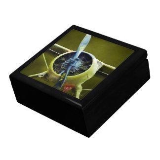 Plane - DeHavilland U-6A Beaver Keepsake Box