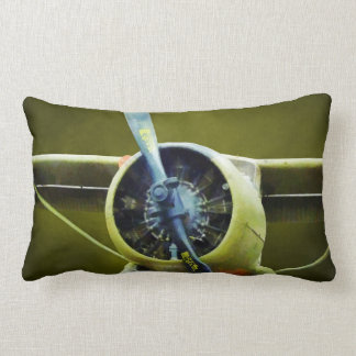 Plane - DeHavilland U-6A Beaver Lumbar Pillow