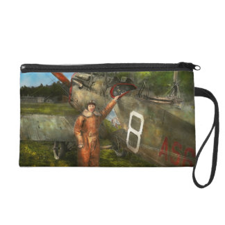 Plane - First One-Stop Flight Across the US - 1921 Wristlets