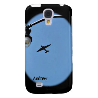 Plane Fly By iPhone3G Galaxy S4 Cover