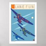 Plane Fun-Print