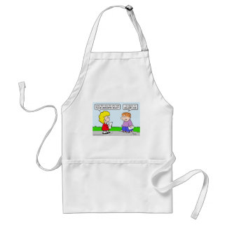 plane geometry test back square one adult apron