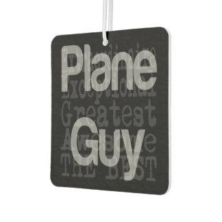Plane Guy Extraordinaire Car Air Freshener