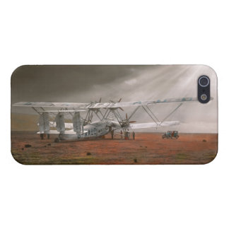 Plane - Hanno ready to take off 1931 Case For iPhone SE/5/5s