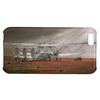 Plane - Hanno ready to take off 1931 iPhone 5C Case