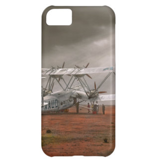 Plane - Hanno ready to take off 1931 iPhone 5C Cover