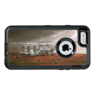 Plane - Hanno ready to take off 1931 OtterBox Defender iPhone Case