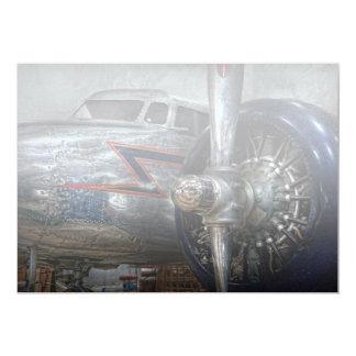 Plane - Hey fly boy Card