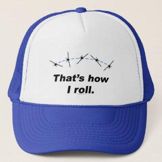 Plane How I Roll Trucker Hat