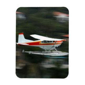 Plane in Motion photo Rectangular Magnets