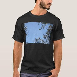 Plane In Talkeetna Sky T-Shirt