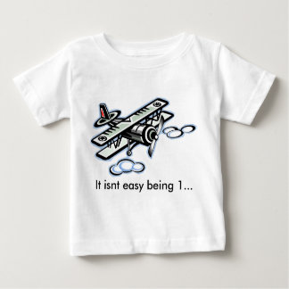 plane, It isnt easy being 1... Shirt