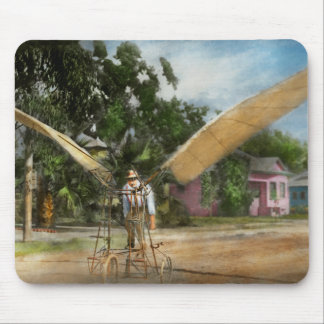 Plane - Odd - The early bird 1910 Mouse Pad