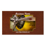 Plane - Pilot - Prop - Twin Wasp Business Card