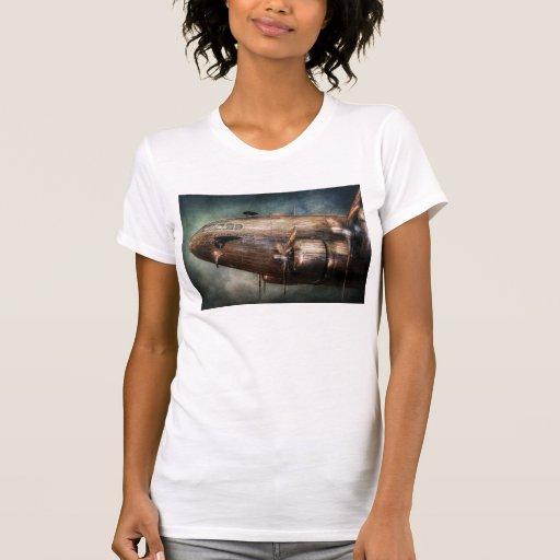 Plane - Pilot - The flying cloud T Shirts