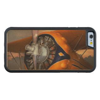Plane - Prop - The Gulfhawk Carved Maple iPhone 6 Bumper Case