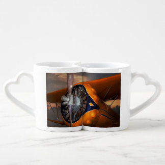 Plane - Prop - The Gulfhawk Coffee Mug Set