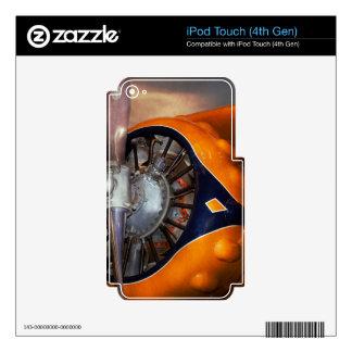 Plane - Prop - The Gulfhawk iPod Touch 4G Skin