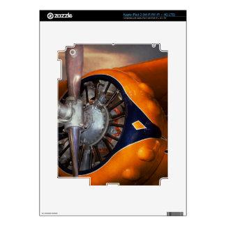 Plane - Prop - The Gulfhawk Skins For iPad 3