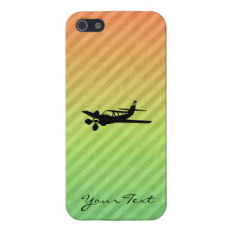 Plane silhouette iPhone 5 covers