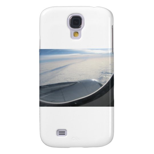 Plane view 2 samsung galaxy s4 cover