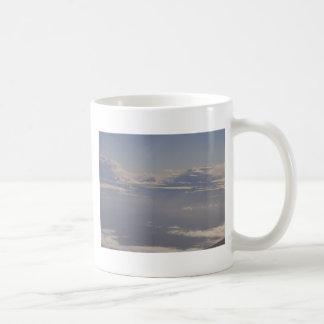 Plane view coffee mug