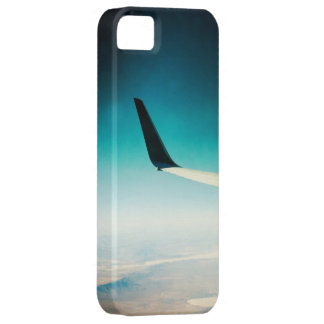 Plane Wing Over Nevada iPhone SE/5/5s Case