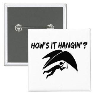 Planeador de caída Hangin Pin