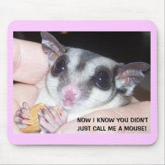 Planeador Mousepad del azúcar