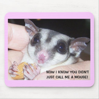 Planeador Mousepad del azúcar Tapetes De Raton