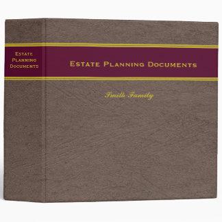 Planeamiento de estado con la carpeta conocida de
