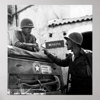 Planeamiento de Patton Posters